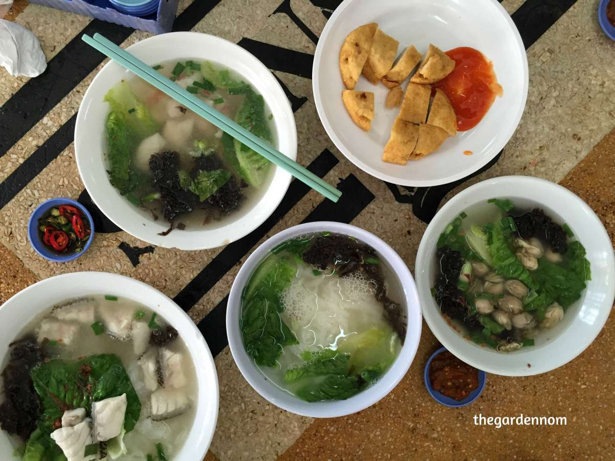 B & Best Seafood Noodle, Restaurant De Rasa Sayang, Kelana Jaya, Petaling Jaya